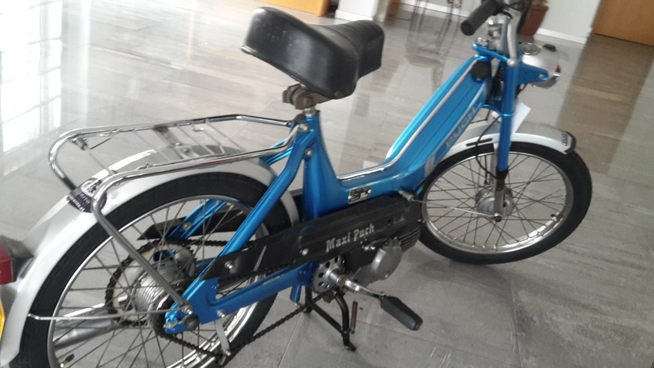 Puch Maxi - 1989 For Sale (picture 5 of 6)