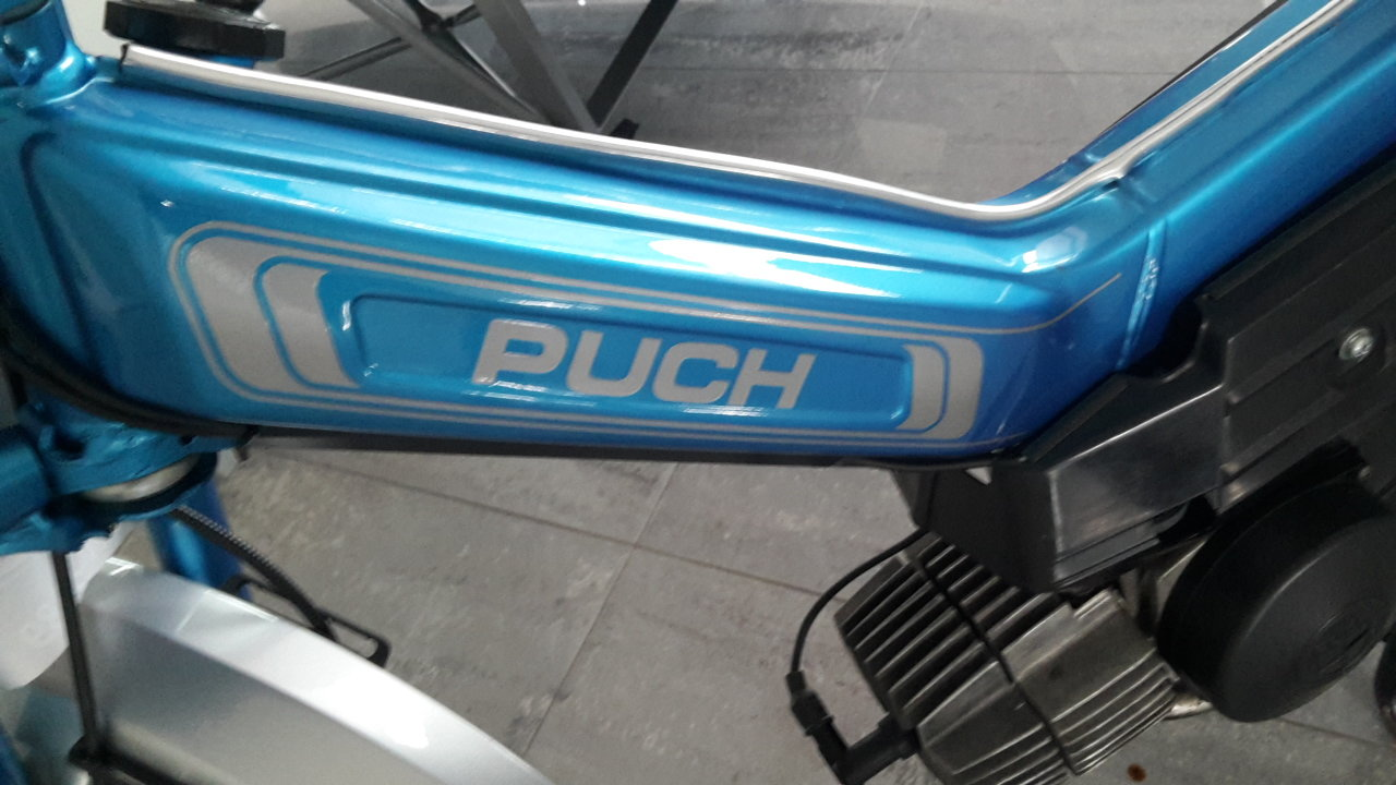 Puch Maxi - 1989 For Sale (picture 6 of 6)