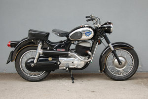 1956 very rare Allstate Puch 250 SG , mint condition