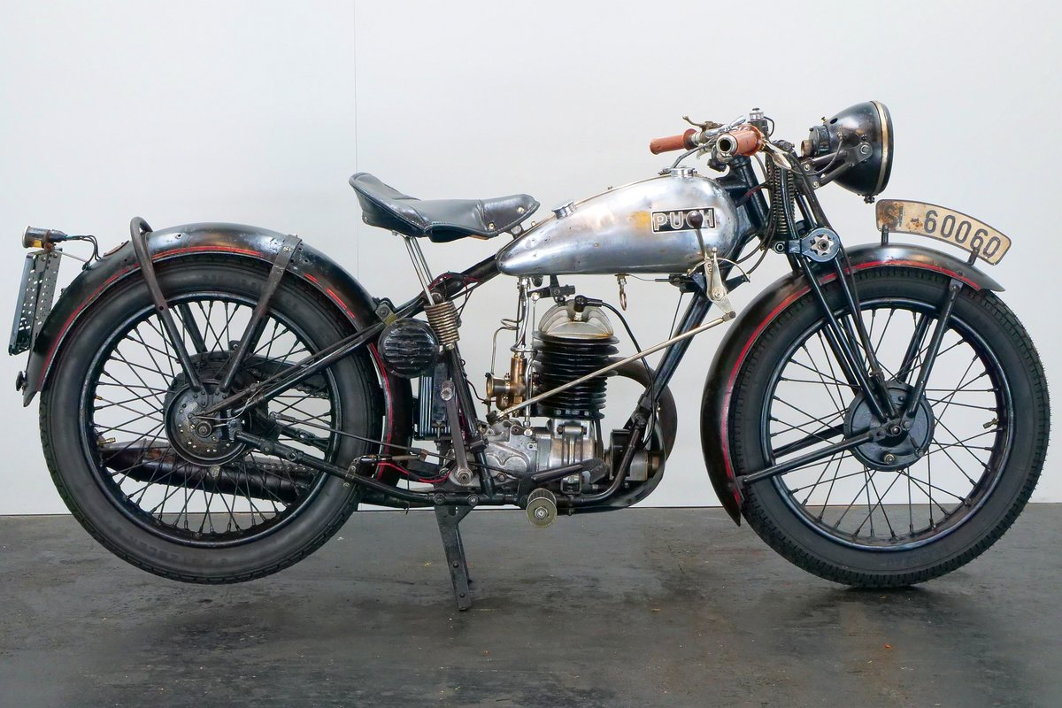Puch 250 Sport 1932 250cc 2 cyl ts For Sale (picture 1 of 6)