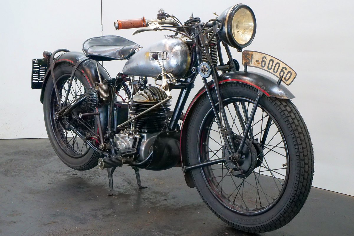Puch 250 Sport 1932 250cc 2 cyl ts For Sale (picture 4 of 6)