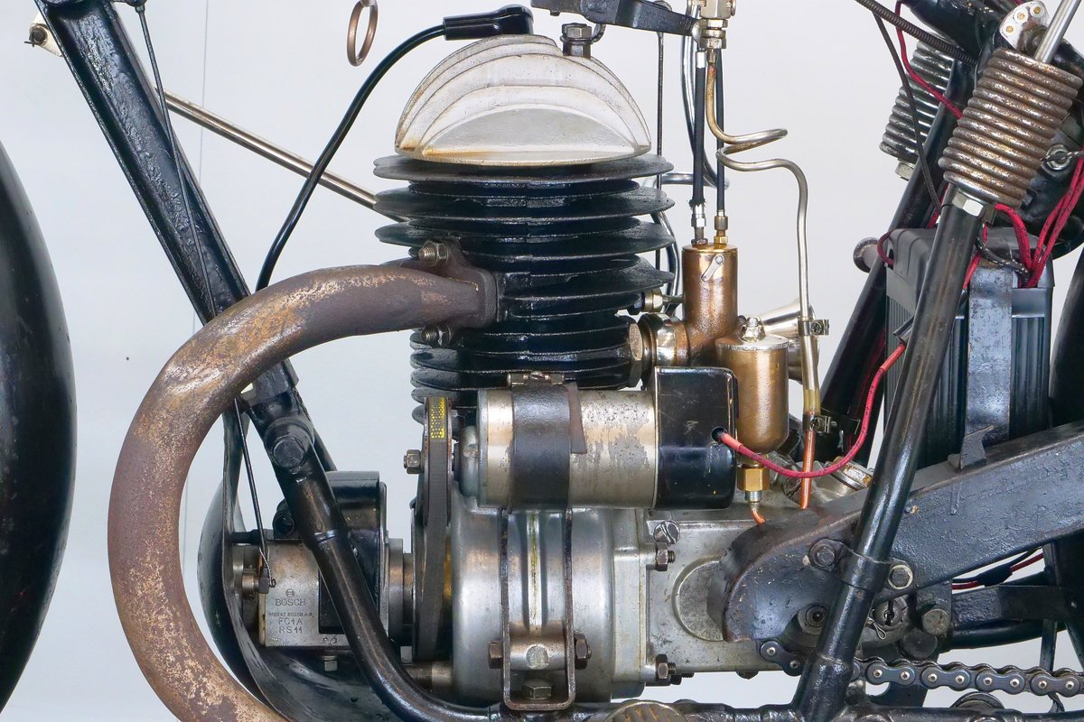 Puch 250 Sport 1932 250cc 2 cyl ts For Sale (picture 6 of 6)