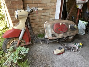 Picture of c.1960 Puch Alpine Scooter For Sale by Auction