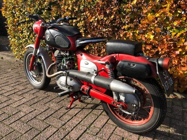PUCH 250 SG 1957 For Sale (picture 4 of 6)