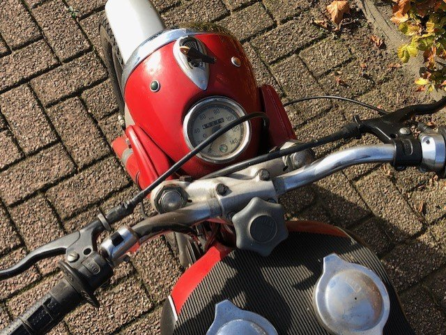 PUCH 250 SG 1957 For Sale (picture 5 of 6)