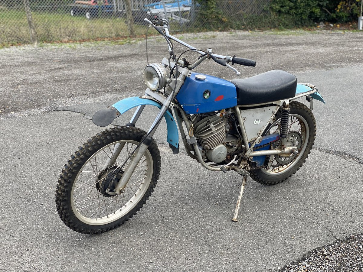 1973 Puch 125/175GS For Sale (picture 1 of 6)