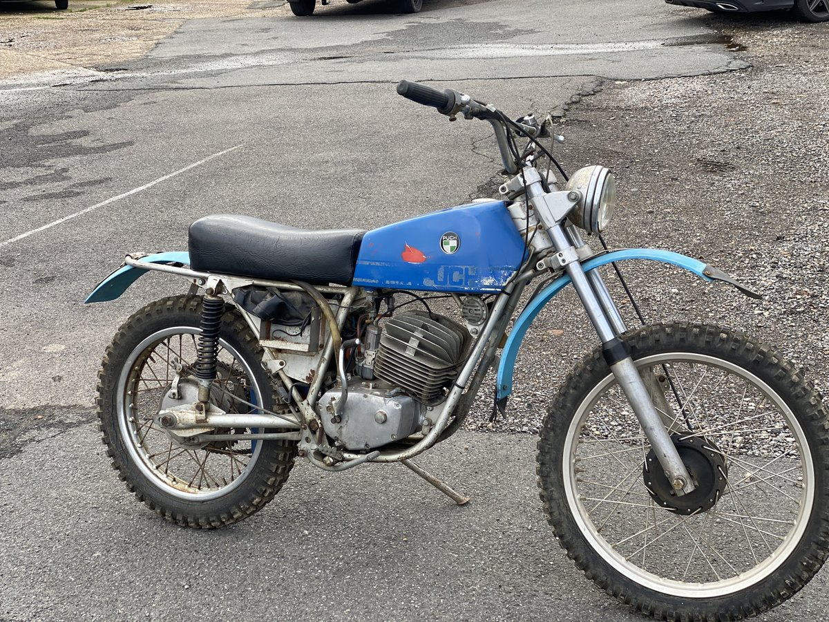 1973 Puch 125/175GS For Sale (picture 2 of 6)
