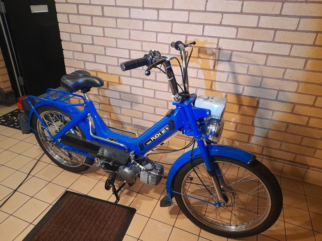 1982 Puch maxi n  For Sale (picture 1 of 6)