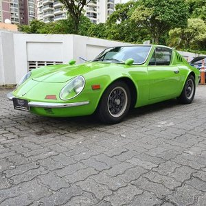Picture of 1972 Beautiful green Puma For Sale
