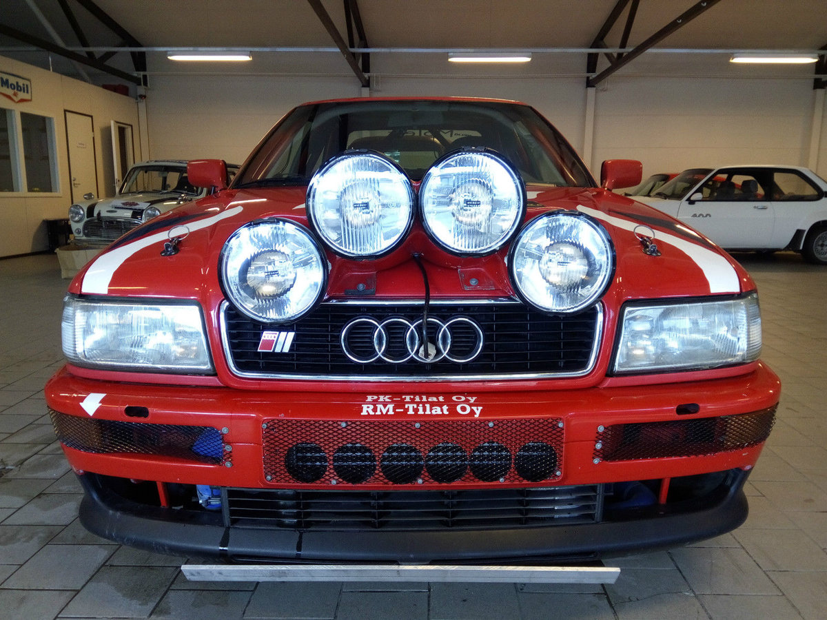 1992 Audi Coupe S2 20V  Rally Quattro For Sale (picture 1 of 6)