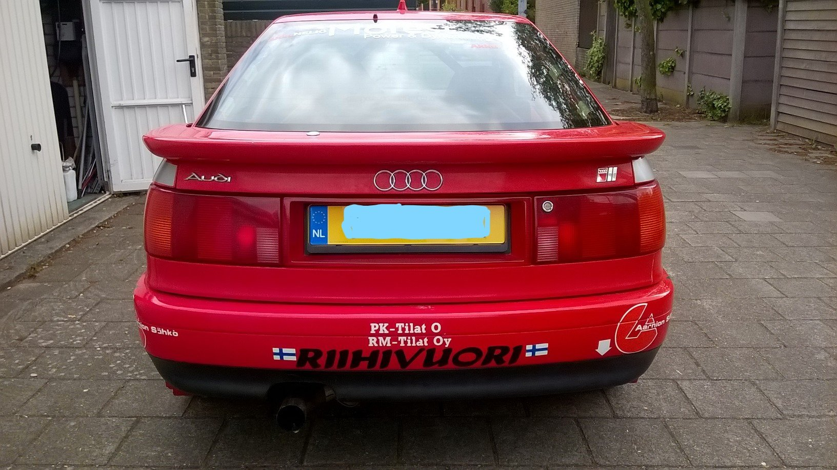 1992 Audi Coupe S2 20V  Rally Quattro For Sale (picture 4 of 6)