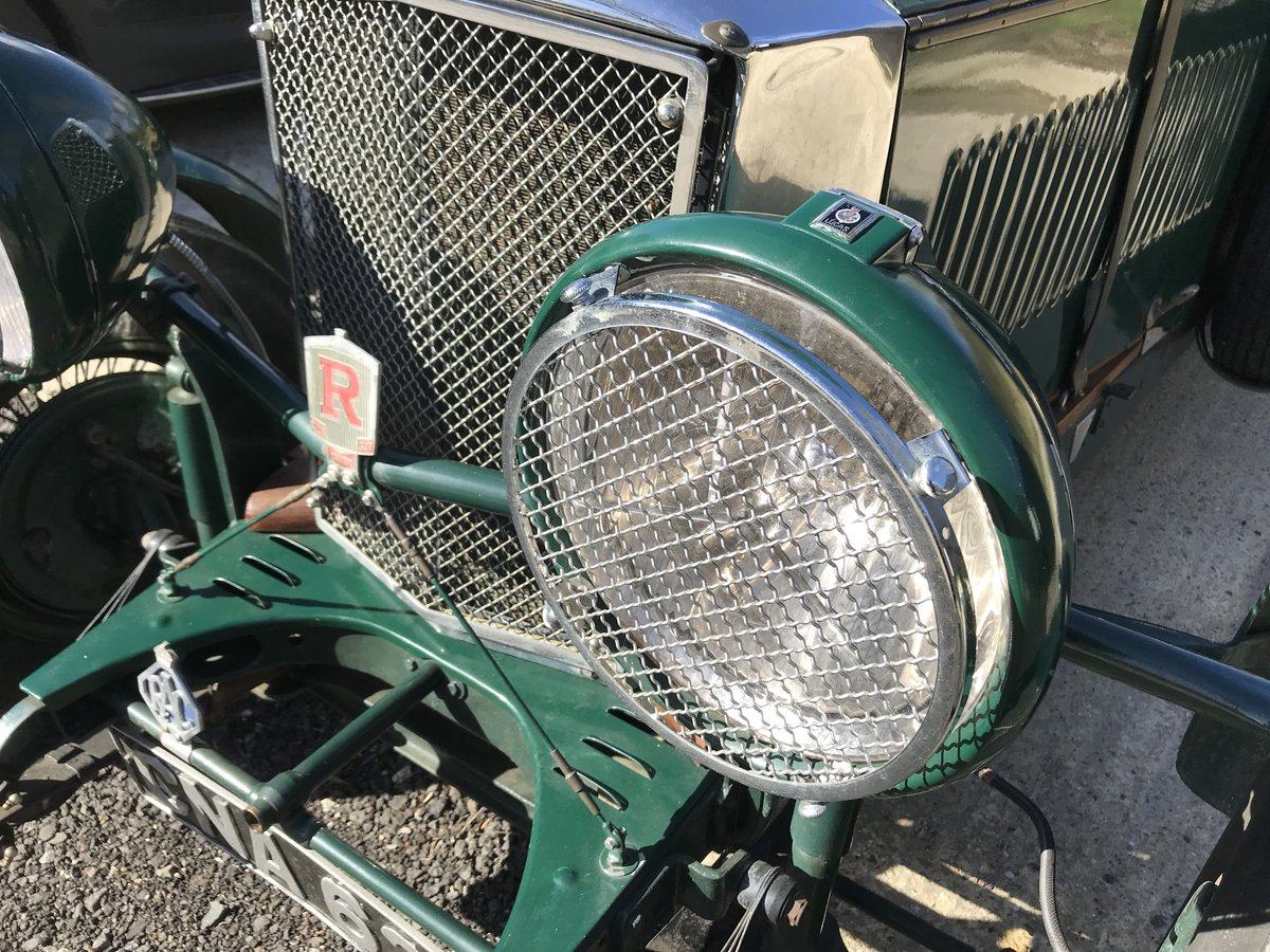 1936 Railton Straight Eight Special  SOLD (picture 4 of 10)