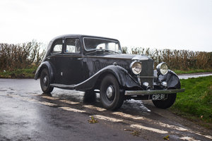 1936 Railton Straight Eight  For Sale