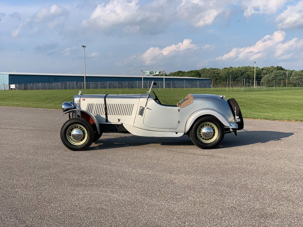 1934 Railton Two-Seater Trails Car  For Sale by Auction (picture 5 of 6)
