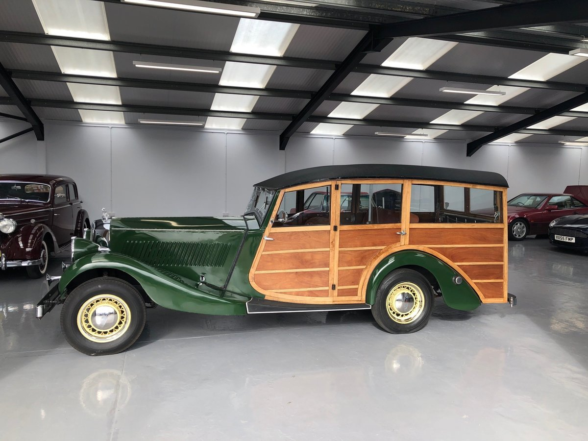 1935 Railton 8 Woody Estate For Sale (picture 2 of 6)
