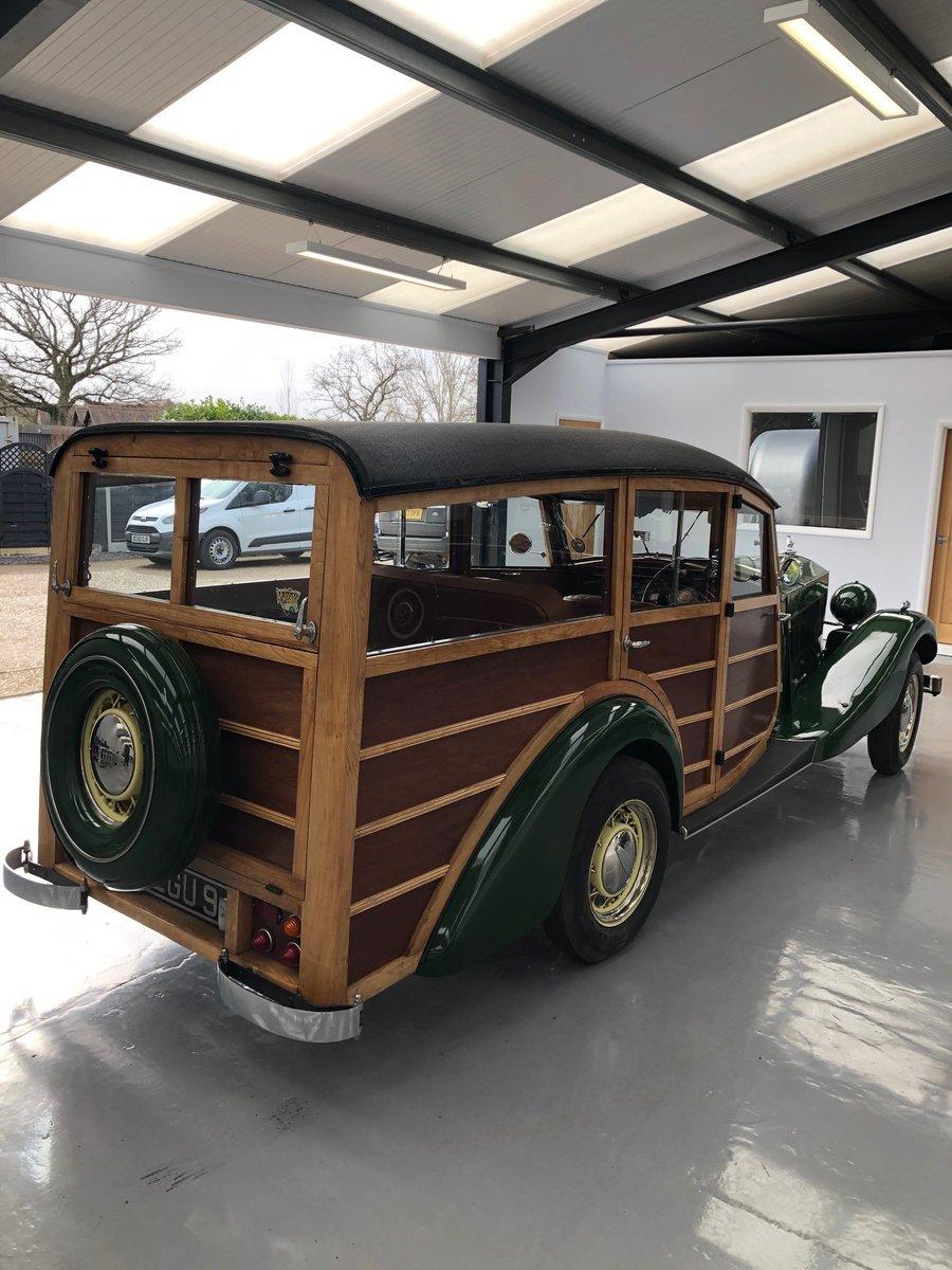 1935 Railton 8 Woody Estate For Sale (picture 3 of 6)
