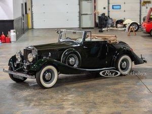1937 Railton Straight 8 Sportsmans Coupe by Ranalah