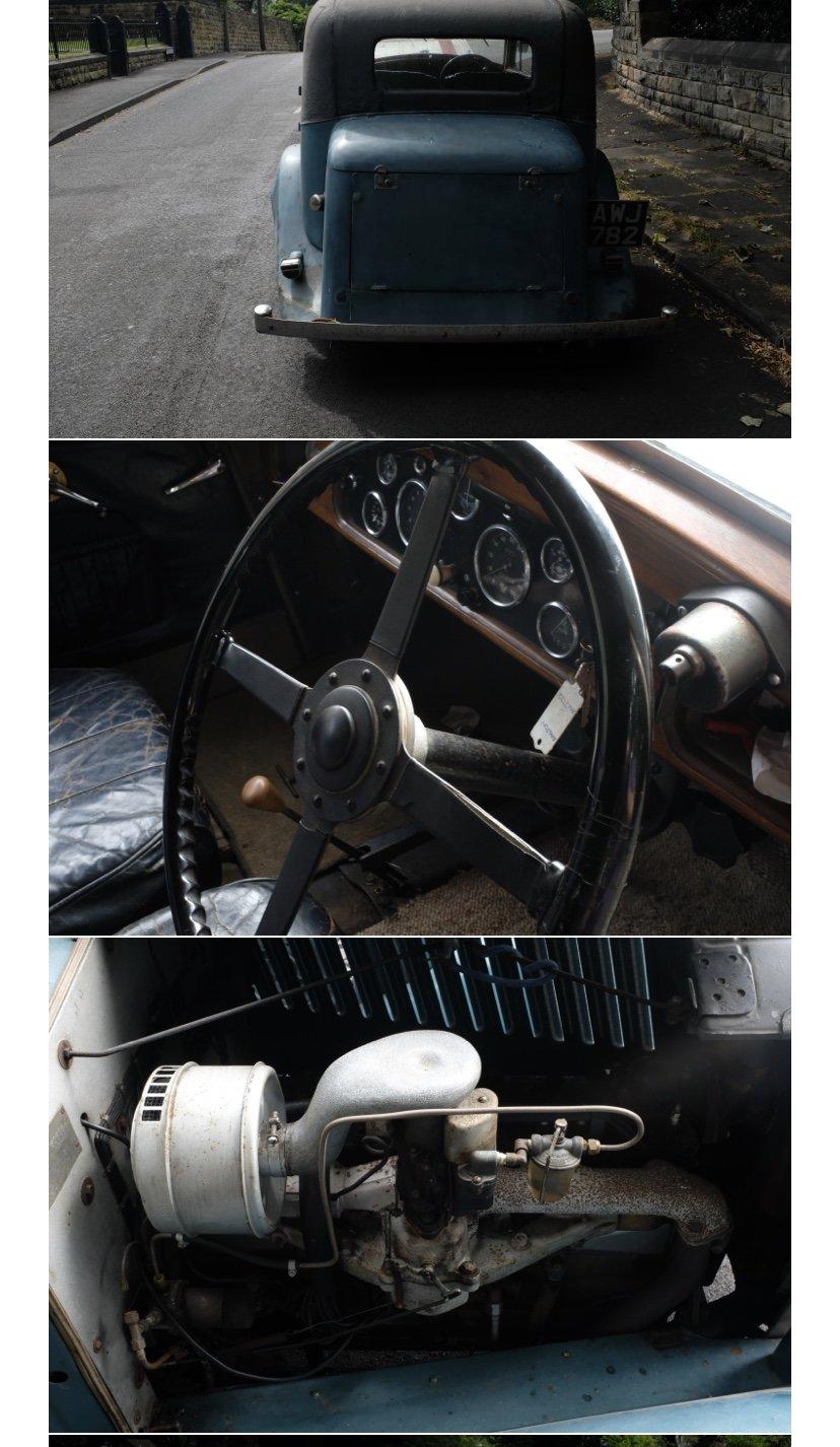 1935 Railton de luxe carbodies SOLD (picture 3 of 4)