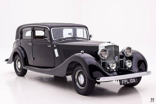 1937 Railton Stratton SOLD (picture 2 of 6)