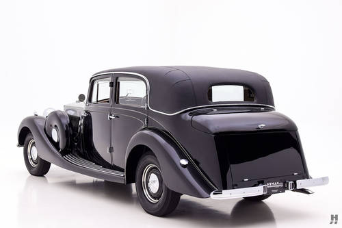 1937 Railton Stratton SOLD (picture 3 of 6)