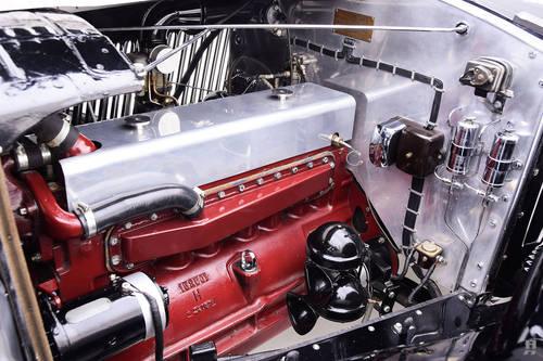 1937 Railton Stratton SOLD (picture 5 of 6)