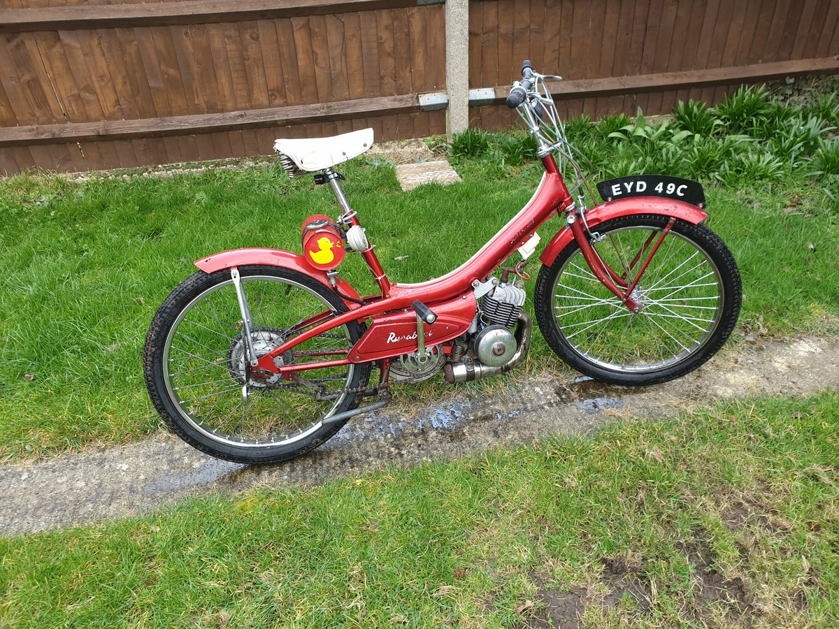 1965 Raleigh Runabout Including Parts For Sale | Car And Classic