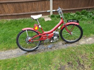 1965 Raleigh Runabout Including Parts For Sale