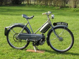 1958 RALEIGH RM1 49cc MOPED  For Sale
