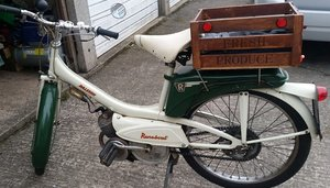 1964 raleigh runabout. with v5, all working. For Sale
