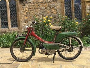 Lot 26 - A 1964 Raleigh Wisp - 01/06/2019 For Sale by Auction