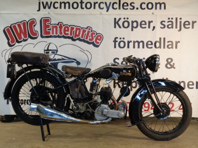 1929 Raleigh 350 cc SV For Sale (picture 1 of 6)