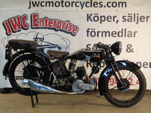 1929 Raleigh 350 cc SV For Sale