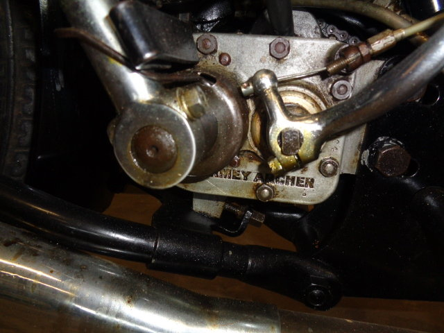 1929 Raleigh 350 cc SV For Sale (picture 5 of 6)