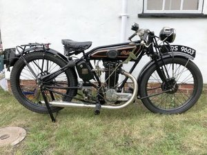 1926  Raleigh Model 6