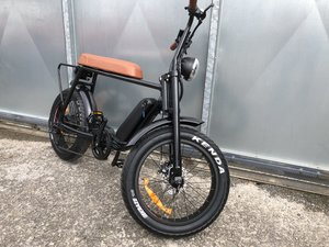 2019 E-BIKE ELECTRIC MONKEY BIKE BOBBER STREET CRUISER £ INC VAT  For Sale