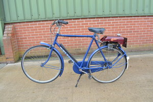 1951 Raleigh Cycle with Trojan Mini Motor For Sale by Auction