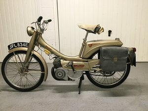 1967 Raleigh RM9 Moped For Sale