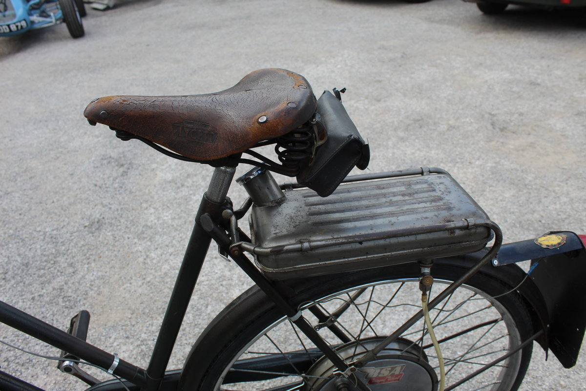 1954 BSA Winged Wheel , Charming and excellent original For Sale (picture 2 of 6)