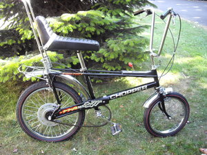 Raleigh Chopper Prismatic