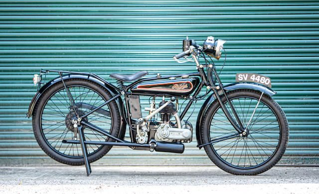 1927 Raleigh 248cc Model 14 SOLD by Auction (picture 1 of 1)