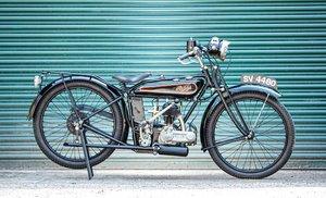 1927 Raleigh 248cc Model 14