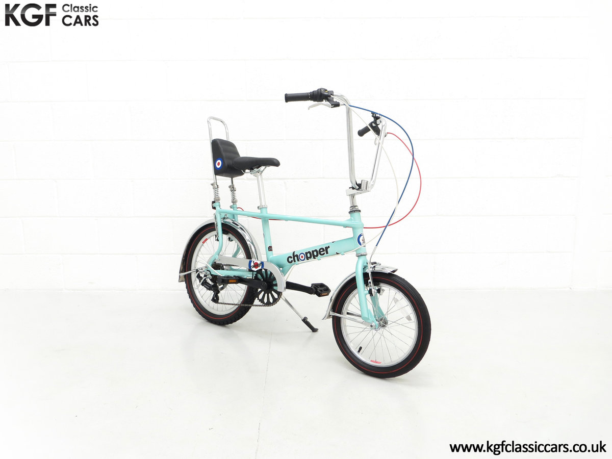 2016 A Never Ridden Raleigh Mod Chopper Limited Edition SOLD (picture 1 of 20)
