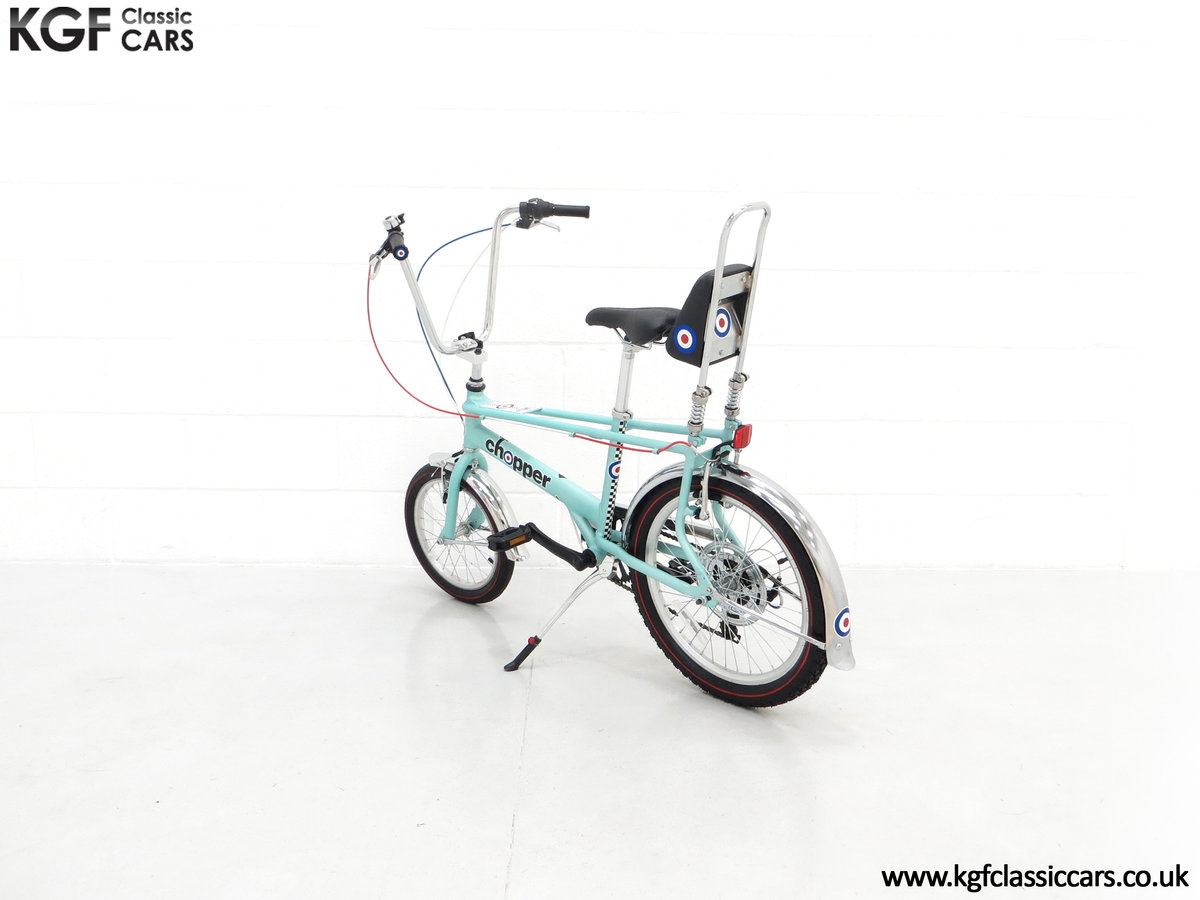 2016 A Never Ridden Raleigh Mod Chopper Limited Edition SOLD (picture 8 of 20)