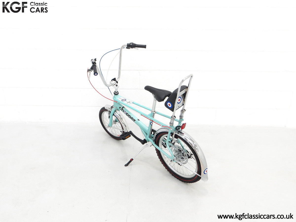 2016 A Never Ridden Raleigh Mod Chopper Limited Edition SOLD (picture 9 of 20)