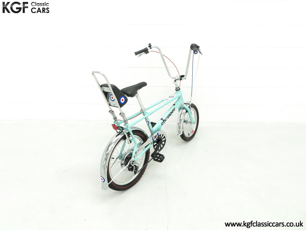 2016 A Never Ridden Raleigh Mod Chopper Limited Edition SOLD (picture 12 of 20)