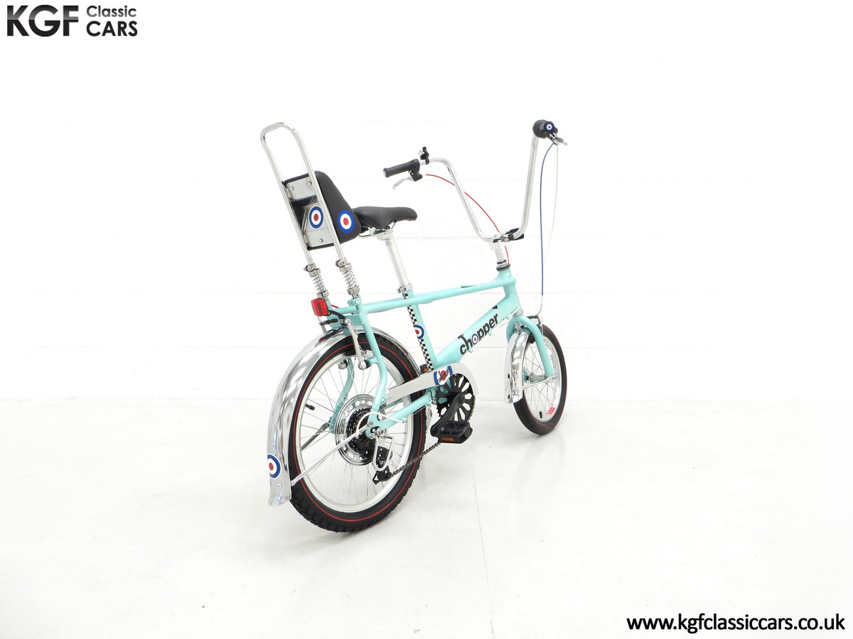 2016 A Never Ridden Raleigh Mod Chopper Limited Edition SOLD (picture 13 of 20)