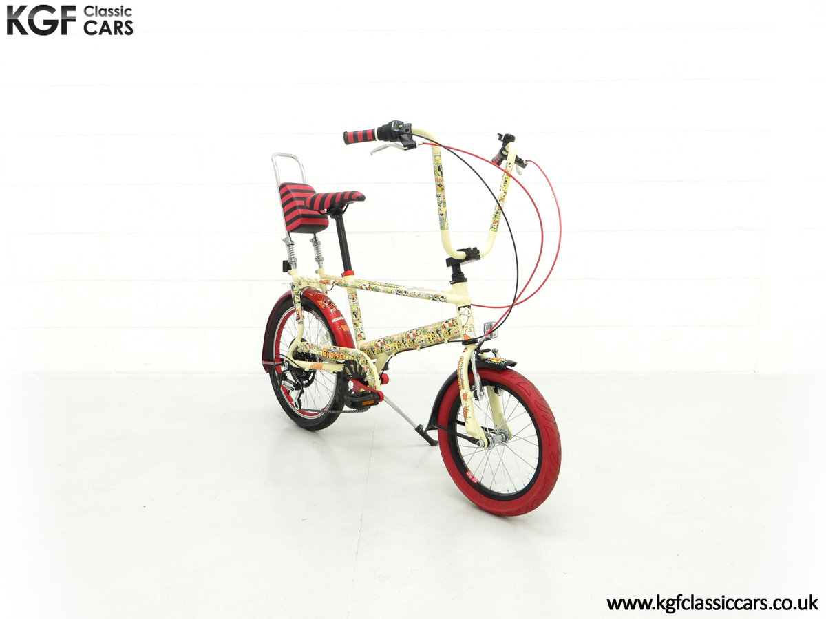 2014 A Never Ridden Raleigh Beano Chopper Limited Edition SOLD (picture 1 of 20)