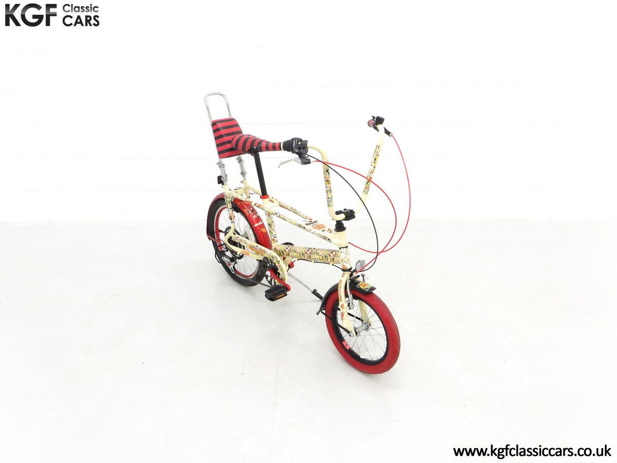 2014 A Never Ridden Raleigh Beano Chopper Limited Edition SOLD (picture 2 of 20)