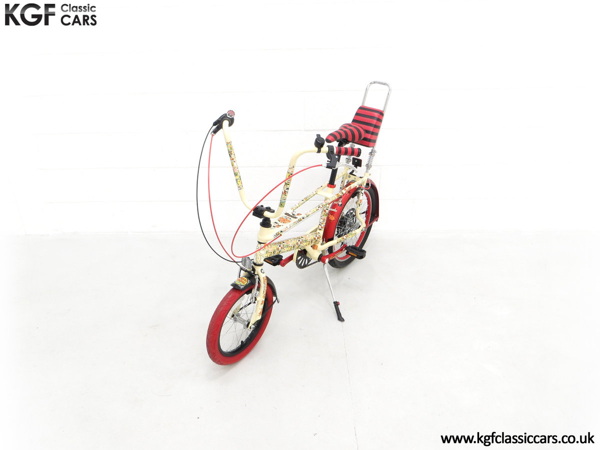 2014 A Never Ridden Raleigh Beano Chopper Limited Edition SOLD (picture 5 of 20)