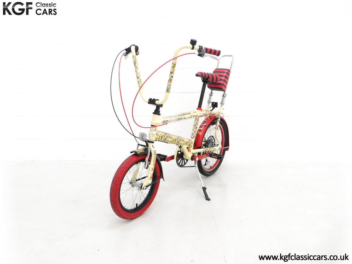 2014 A Never Ridden Raleigh Beano Chopper Limited Edition SOLD (picture 6 of 20)